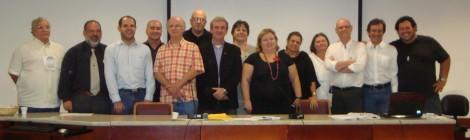 Nova Diretoria da Abea 2009/2011