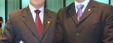 Geraldine e Lanchoti são reeleitos para o CONFEA