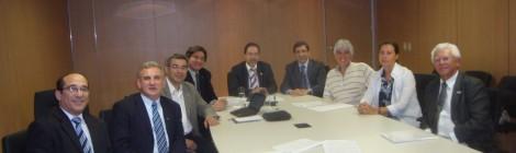 A ABEA participa da estruturação do Conselho de Arquitetura e Urbanismo - CAU