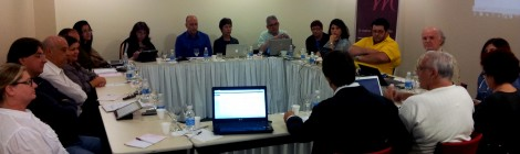 ABEA reúne Diretoria em São Paulo com a participação de membro do CNE