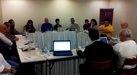 Reunião de Diretoria, abril 2013, São Paulo.