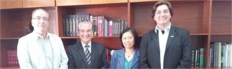 ABEA reúne-se com membro do CNE