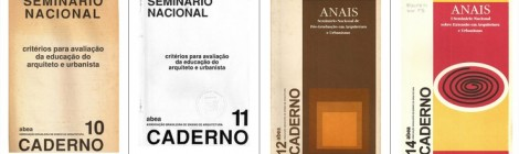 Novos Cadernos ABEA digitalizados e disponíveis.