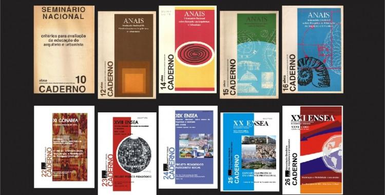 Cadernos temáticos da ABEA disponíveis para baixar
