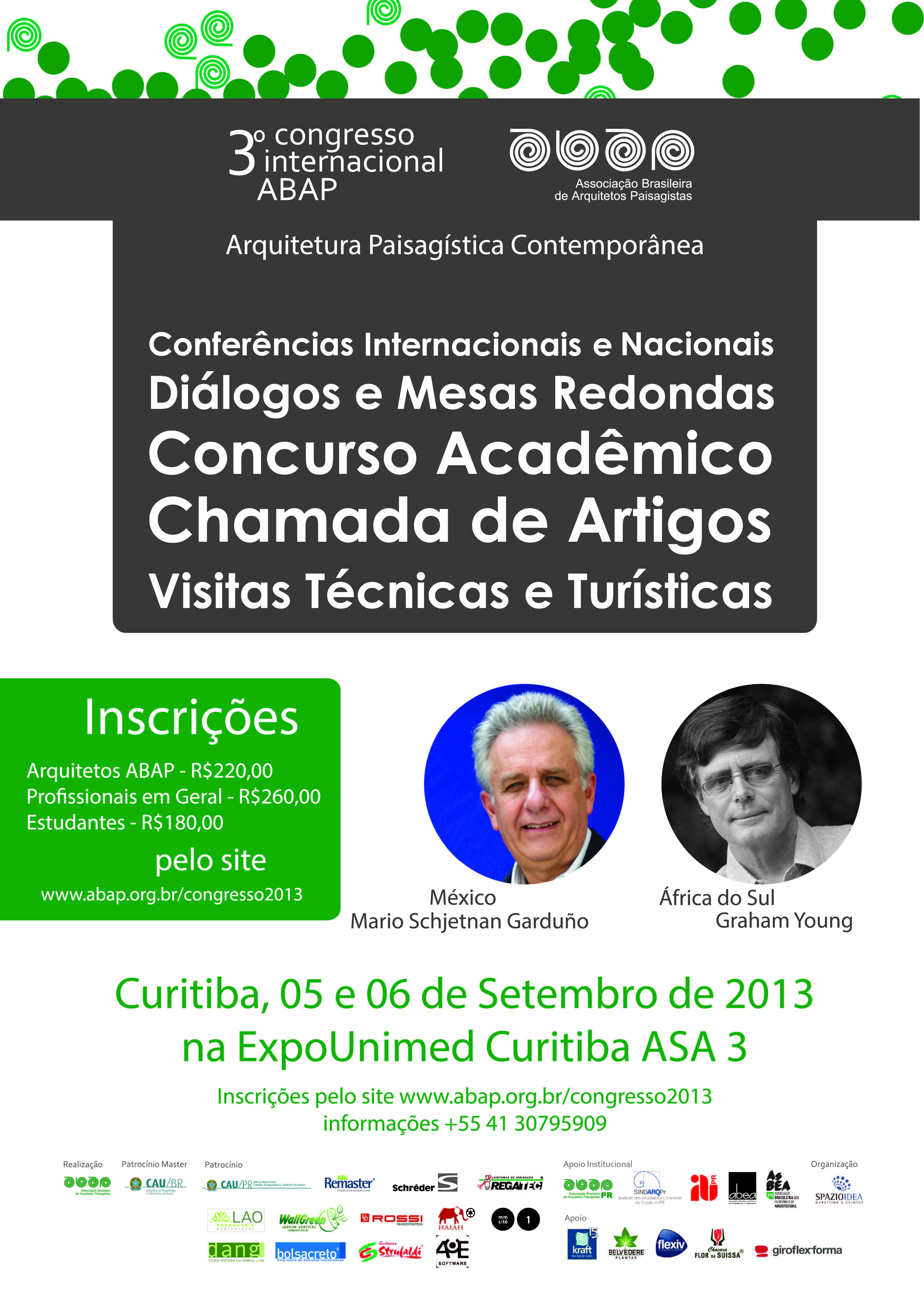 ABAP promove Congresso Internacional em Curitiba