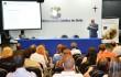 Palestra e livro marcam os 40 anos da ABEA no XVI CONABEA e XXXII ENSEA em Goiânia.