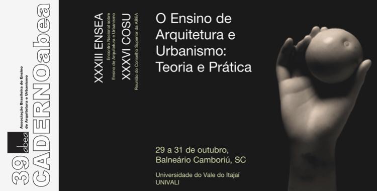 ABEA LANÇA VERSÃO DIGITAL DO CADERNO 39 – UNIVALI, 2014