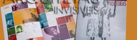 Arquitetas Invisíveis: campanha para publicação