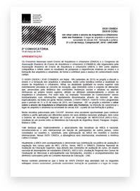 2ªConvocatória –ENSEA/COSU 2016