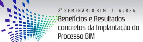 Seminário: Benefícios e Resultados concretos da Implantação do Processo BIM