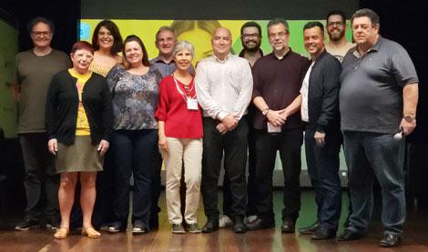 Diretoria 2021-2021 (Rio de Janeiro, 14 de novembro de 2019)